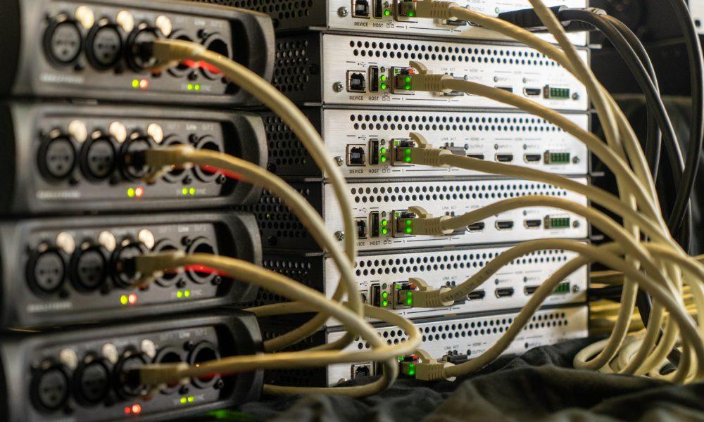 AVapps AV over IP